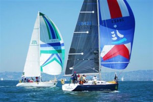 sailing-with-spinnaker
